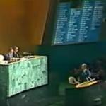 El discurso más valiente, actual y contundente contra el racismo antisemita de la ONU