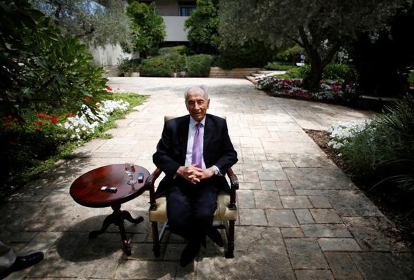 La trayectoria política de siete décadas de Peres es la más larga de la historia israelí (Reuters)
