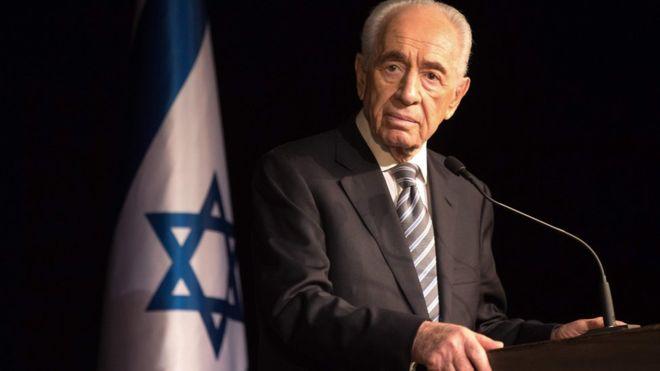 Shimon Peres ocupó los más altos cargos de la política israelí durante seis décadas. GETTY IMAGES