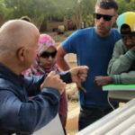 En el estéril sur, israelíes y árabes trabajan para reverdecer Oriente Medio