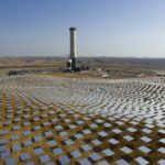 Israel aprovecha el sol con la torre solar más alta del mundo