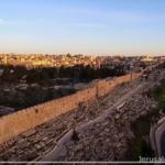 Jerusalén desde el Aire