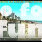 Diversión al estilo de Israel