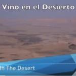 Israel produce vino en el desierto