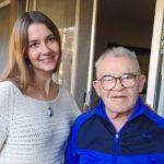 La nieta de nazi que cuida a un judío superviviente