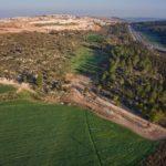 Una antigua calzada romana sale a la luz en Israel