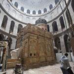 FOTOGALERIA: Santo sepulcro: así quedó la tumba de Jesucristo renovada