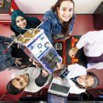 Estudiantes de secundaria israelíes lanzan nanosatélite al espacio
