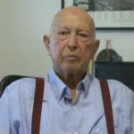 Sobreviviente del Holocausto fotografió documentos que ayudaron a la condena de Eichmann
