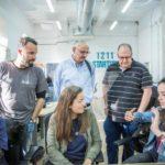 """""""Geeks"""" de la computadora se reúnen en Jerusalén a combatir incitación antisemita en-linea"""