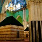 La cueva de Majpelá, un templo judío, cristiano y musulmán