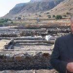 La piedra Magdala, punto de unión entre el judaísmo y el cristianismo, hace su debut público