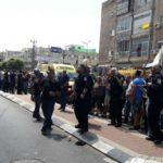 Atentado terrorista en Natania: un policía apuñalado
