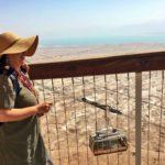 Mucha (y buena) vida, a orillas del mar Muerto