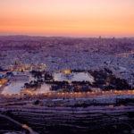 Israel desde los cielos 69 años después de la independencia