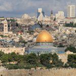 Jerusalén, ciudad sagrada…