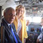 Nejama Spiegel-Novack, la primera piloto ultraortodoxa, se estrena con Netanyahu