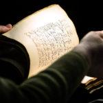 Revelan el secreto de un manuscrito antiguo israelí