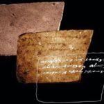 Descubrieron qué dice un misterioso manuscrito israelí del 600 A.C.