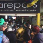 Las arepas venezolanas que emocionan a Tel Aviv
