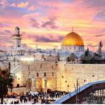 Jerusalén, destino de culto