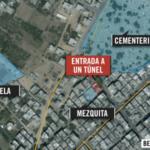 Hamás explota a los gazatíes para construir una red de túneles terroristas