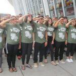 300 inmigrantes llegan a Israel a servir en las FDI como soldados solitarios