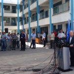 Guterres termina su viaje a Israel y Palestina con defensa de los dos Estados