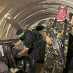 Terrorista de Hamás muere al colapsar un túnel en Gaza