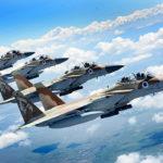 Israel destruyó una batería siria tras disparos a aviones israelíes