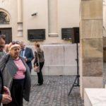 Homenaje a impresor de pasaportes para judíos en Hungría