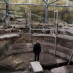 """""""El teatro perdido de Jerusalén"""": el inesperado hallazgo arqueológico debajo del Muro de los Lamentos"""