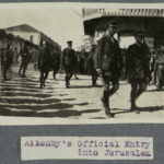Nueva exposición muestra la invasión británica de Palestina en 1917
