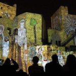 Jerusalén: Las noches de la Ciudad Vieja se visten de luz