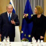 La Unión Europea le dice no a Benjamin Netanyahu sobre Jerusalén