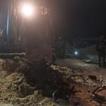 En respuesta al lanzamiento de otro misil, Israel volvió a atacar posiciones de Hamas en Gaza