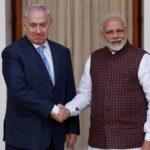 La India e Israel firman nueve acuerdos de cooperación