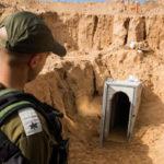 Israel muestra la gran valla subterránea que construye en la frontera con Gaza