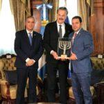 """Israel reconoce al presidente Jimmy Morales como un """"amigo de Sion"""""""