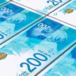 El shekel abrió el 2018 más fuerte contra el dólar