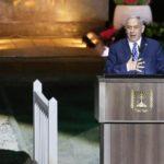 """Netanyahu, en el 70 aniversario de Israel: """"Acabamos de empezar"""""""