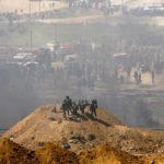 Israel lanza ataques contra posiciones de Hamás en Gaza