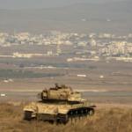 Israel atacó una posición del régimen sirio en respuesta a la caída de un misil en los Altos del Golán