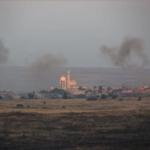 Israel denunció que la Guardia Revolucionaria de Irán lanzó 32 misiles a los Altos del Golán