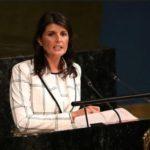 Estados Unidos se retirará del Consejo de Derechos Humanos de la ONU