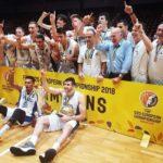 Histórico: Israel gana el oro en Campeonato Europeo de Basketball sub-20