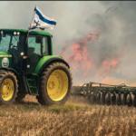 Cometas, globos terrorista continúan quemando la tierra de Israel