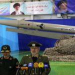 Irán revela su nuevo misil balístico de precisión