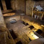 Descubren en Tel Aviv una fábrica otomana de jabón de oliva