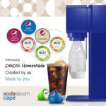 PepsiCo comprará la israelí SodaStream por 3.200 millones de dólares